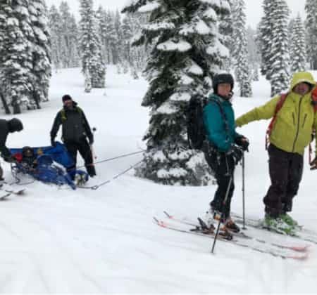 Avalanche Rescue Clinic