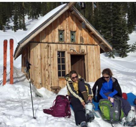 Mt Shasta Hut