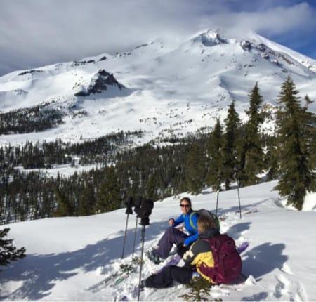 Mt Shasta Ski Weekend