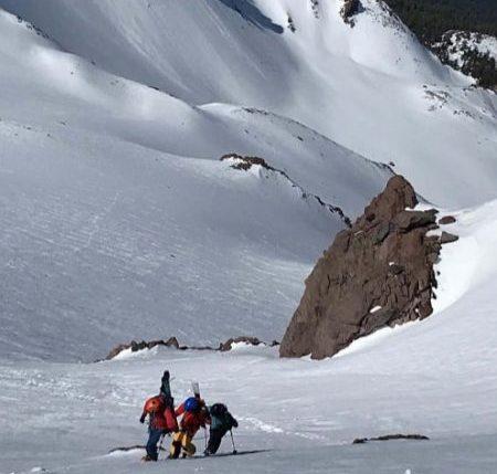 Mt Shasta Casaval Ridge