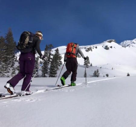 Mammoth to Yosemite Ski tour
