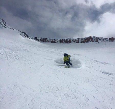 Shasta Ski Descent