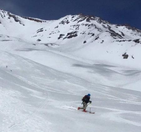 Mt Shasta Ski Camp