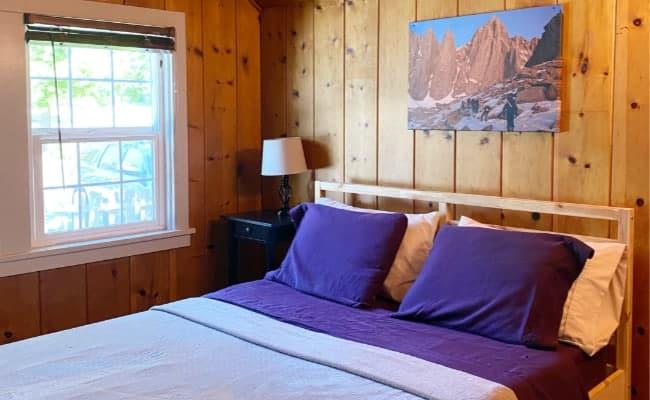 Shasta Apt Bedroom