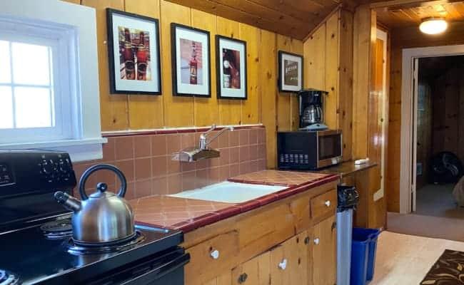 Shasta Apt Kitchen