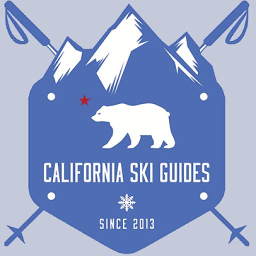 California Ski Guides Logo